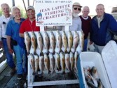 Our Louisiana Fishing Charters can accommodate groups large and small